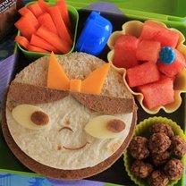 kanapka do szkoły dla dziecka