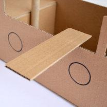 statek z pudełka - krok 12