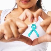 rak jajnika - symbol