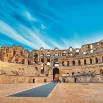 amfiteatr w El Jem