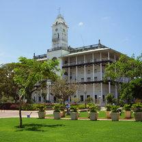 Pałac Cudów w Zanzibarze