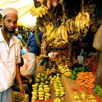 targ w Zanzibarze