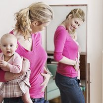 figura po ciąży