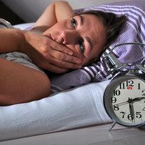 bezsenność przy menopauzie