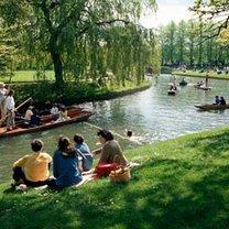 Cambridge - wakacje