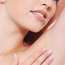 skóra bez podrażnień