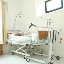 mieszkanie dla osoby niepełnosprawnej - sypialnia