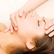 masaż żuchwy