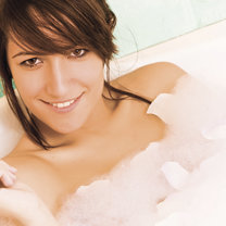 kąpiel lecznicza w domu