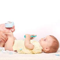 pielęgnacja pupy niemowlaka