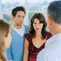 spotkanie z rodziną narzeczonego