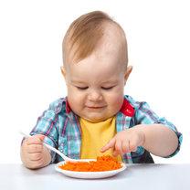 marchewka dla dziecka