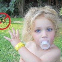 ochrona dziecka przed komarami