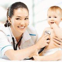 niemowlak u lekarza