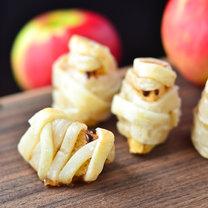 mumie z jabłek