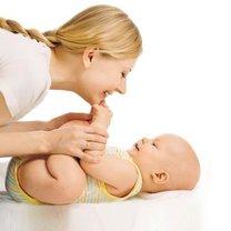 stymulowanie wzroku niemowlaka