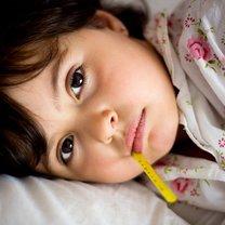 Jak pielęgnować chore dziecko