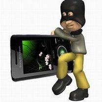 kradzież telefonu
