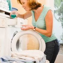 robienie prania