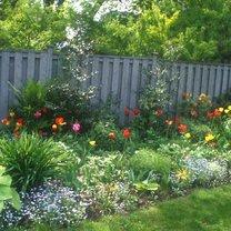 gleba w ogrodzie