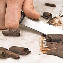 wiórki z czekolady
