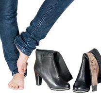 obcierające obuwie