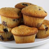 muffinki z kawałkami czekolady