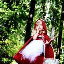 Czerwony Kapturek Halloween