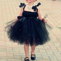 Dama Halloween kostium dla dzieci