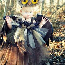 Sowa kostium Halloween