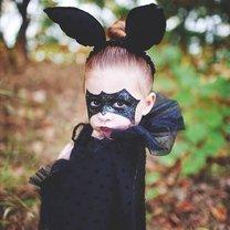 Nietoperz Halloween kostium