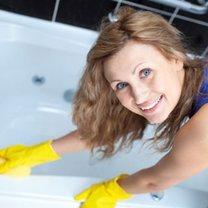 mycie wanny