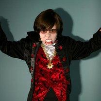 makijaż wampira dla dziecka