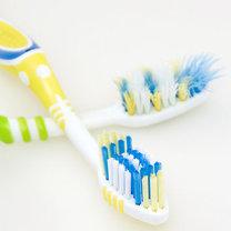 błędy podczas mycia zębów - krok 10