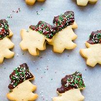 kruche ciasteczka bożonarodzeniowe