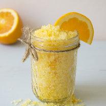 scrub pomarańczowy