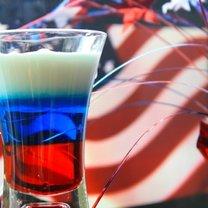 drink rosyjska flaga