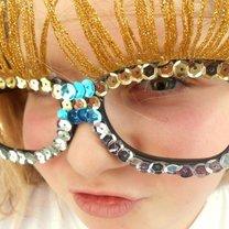 śmieszne okulary