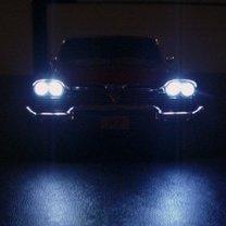 Ustawienie świateł mijania w samochodzie