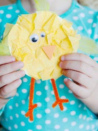 Jak Zrobic Wielkanocnego Kurczaka Z Papieru I Bibuly Porada Tipy Pl