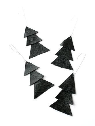 choinka z trójkącików