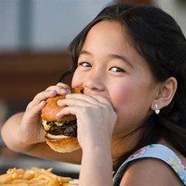dziecko je fast food
