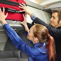 bagaż w samolocie