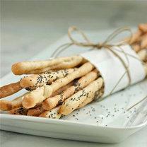 włoskie paluszki grissini