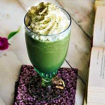 frappuccino z zieloną herbatą