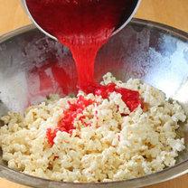walentynkowy popcorn - krok 5