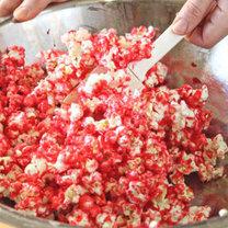 walentynkowy popcorn - krok 6