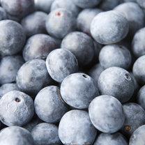 produkty przeciw rakowi piersi - jagody