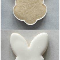 ciasteczka - wielkanocne zajączki