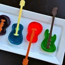 żelki gitary